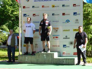 Gesamtsieger: Schätzl - Rottmoser - Ulreich (fehlt)