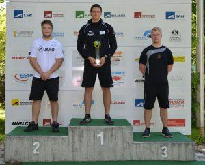 Gesamtsieger: Loy - Späth - Anzinger